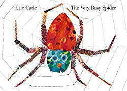 The Very Busy Spider – Read