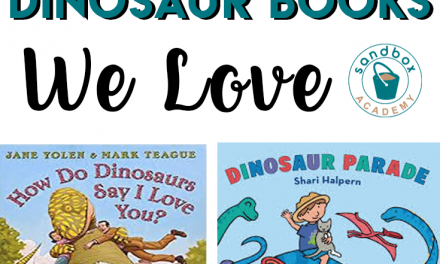 Dinosaur Books We Love