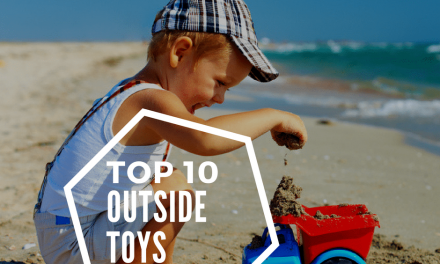 Top 10 Summer Toys