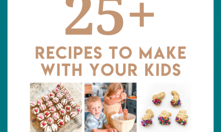 Baking with Kids – Recipes