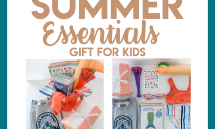 Summer Essentials for Kids