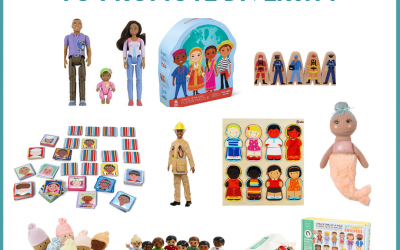 Multicultural Toys and Art Supplies for Preschoolers