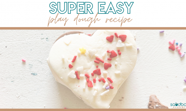 Easy Play Dough Recipe – Sugar Cookie Play Dough