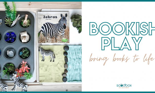 Bookish Play – Creating Activities Based on Books